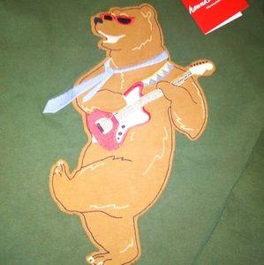 Nwt Hanna Anderson boys bear shirt 16